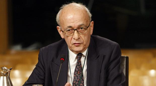 Lord Kerr is the former UK ambassador to the European Union (PA)