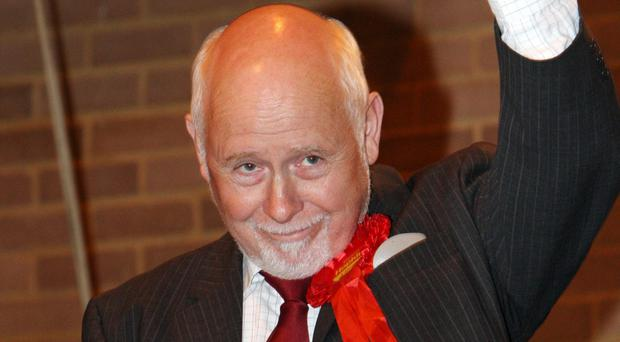 Kelvin Hopkins has been suspended by Labour (Chris Radburn/PA)