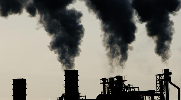 This year's rise is largely due to increased growth in emissions from China (PA)