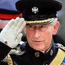 50th anniversary of the 1st Queen's Dragoon Guards