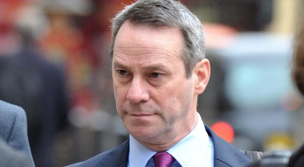 Former West Yorkshire Police chief constable Mark Gilmore (Nick Ansell/PA)
