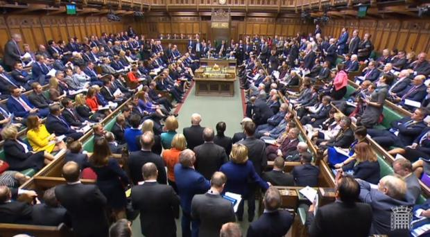 The EU (Withdrawal) Bill is going through the committee stage in the House of Commons (PA)