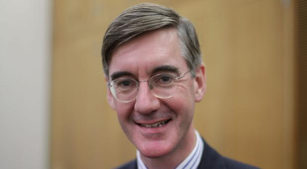 Conservative MP Jacob Rees-Mogg (Yui Mok/PA)