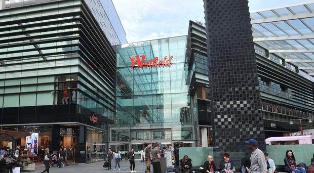 It will be the third Westfield shopping centre (Nick Ansell/PA)
