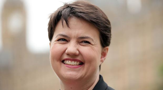 Ruth Davidson became the first Tory to win the honour last year (Yui Mok/PA)