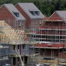 New homes being built (Gareth Fuller/PA)