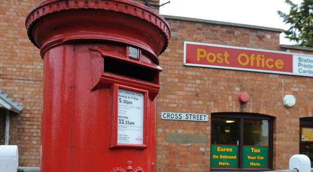 Small business feared higher costs without a local post office, said Citizens Advice (Tony Marshall/PA)