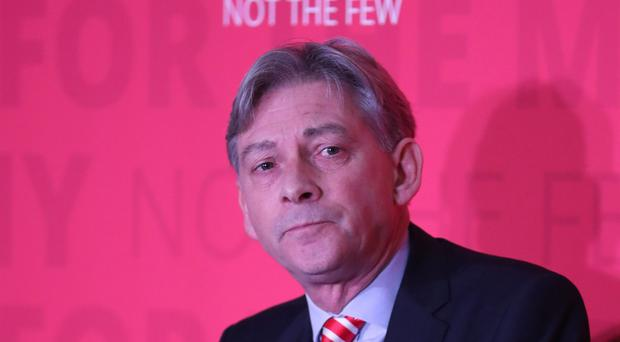 New Scottish Labour leader Richard Leonard (Jane Barlow/PA)