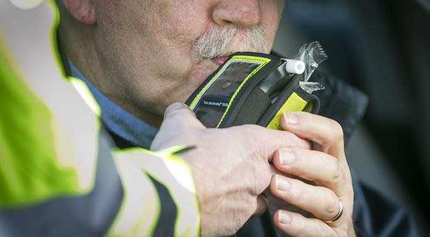 The NPCC said fewer than 10% of retests had resulted in drug driving cases being discontinued (Liam McBurney/PA)