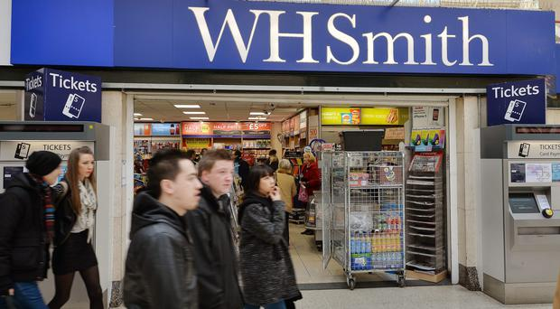 Wheelchair users cannot get round many wh smith stores the shop layout came under criticism during a lords debate pa solutioingenieria Images