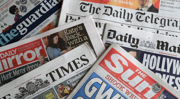 What the papers say - November 25
