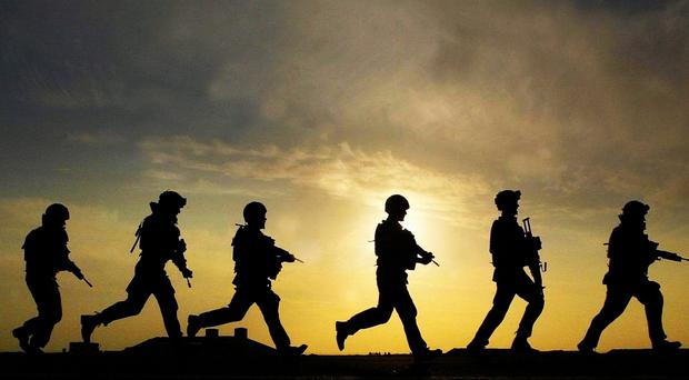Speculation about defence cuts has mounted in recent months (David Cheskin/PA)