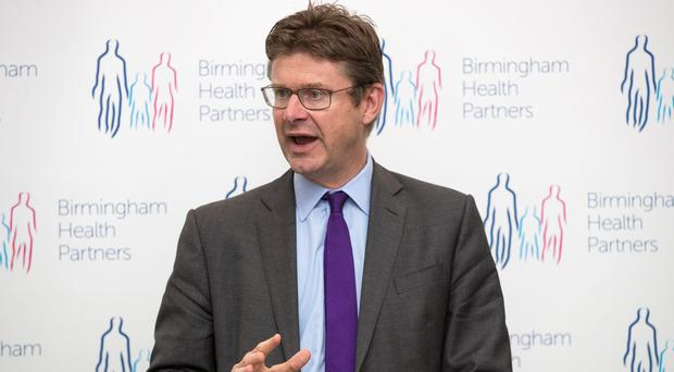 Business Secretary Greg Clark hailed the investment (Aaron Chown/PA)