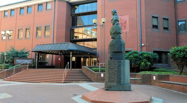 The trial took place at Birmingham Crown Court (Rui Vieira/PA)