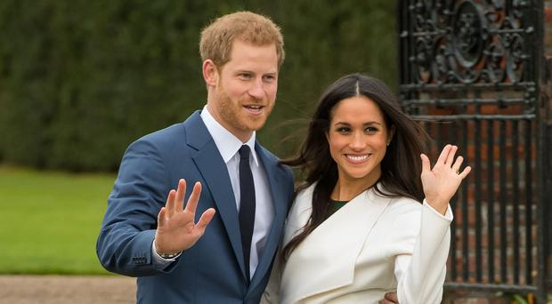 Meghan Markle will become a full time royal after marrying Prince Harry in May (Dominic Lipinski/PA)