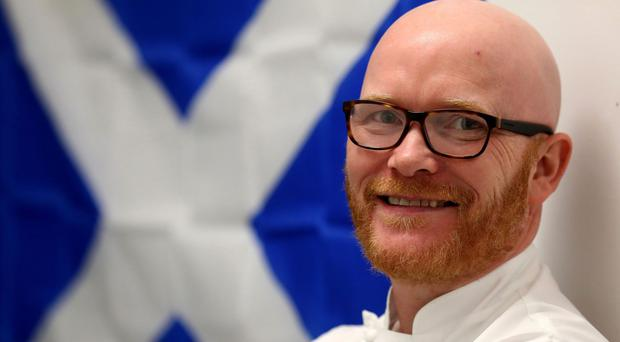 Gary Maclean is Scotland's first National Chef (Andrew Milligan/PA)