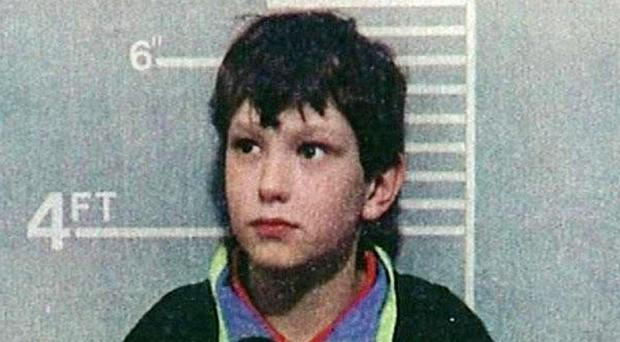 Jon Venables at the time of his arrest in 1993 (Police handout/PA)
