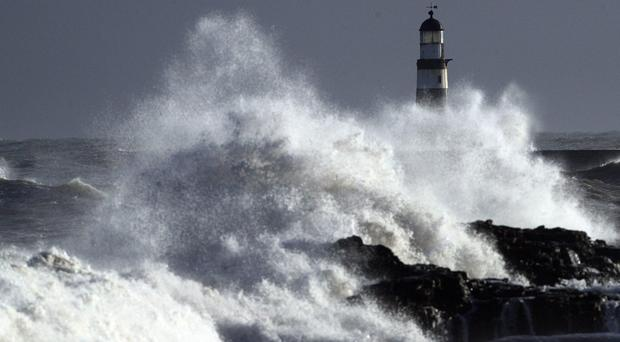 The Met Office warned of windy weather (Owen Humphreys/PA)