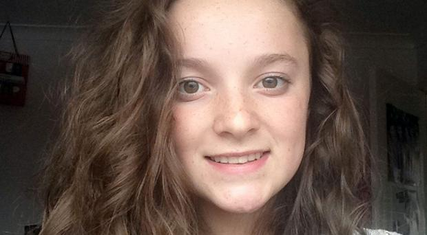Megan Lee suffered an allergic reaction (Lancashire Police/PA)
