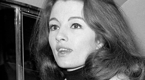 Christine Keeler has died aged 75 (PA)