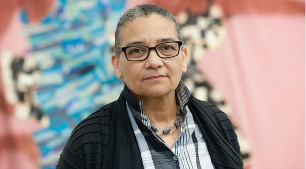 At 63 Lubaina Himid is the oldest person to win the accolade (Tate Britain)