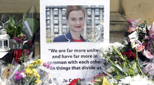 The funds raised will benefit charities including the Jo Cox Foundation (Danny Lawson/PA)