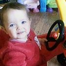 Poppi Worthington died aged 13 months (Family Handout/PA)