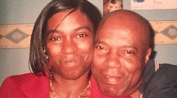 Noel Brown and his daughter Marie Brown were found dead at a property in south London (Met Police/PA)