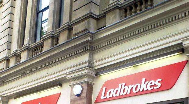 Ladbrokes Coral has reopened takeover talks with online rival GVC (PA)