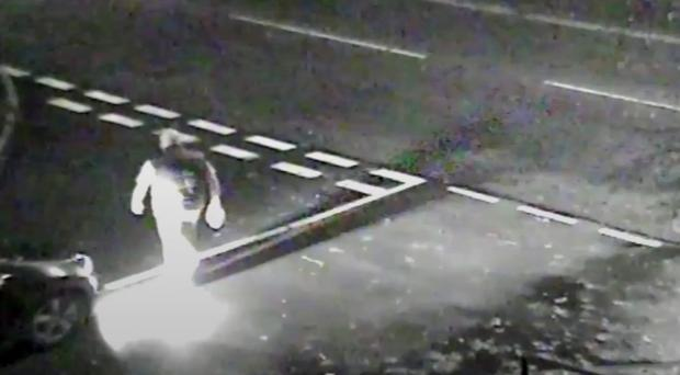 CCTV of the incident (Greater Manchester Police/PA)