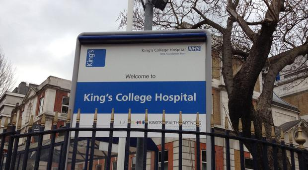 Lord Kerslake has quit his position at King's College Hospital (Ella Pickover/PA)