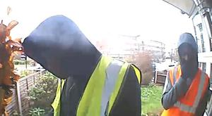 Police released CCTV after a man was subjected to a 50-hour hostage ordeal (Metropolitan Police/PA)