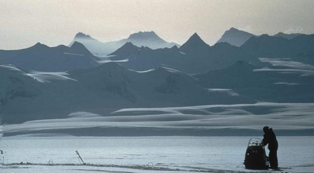 A BAS team remeasured the mountain and found the error (British Antarctic Survey/PA)
