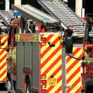 Firefighters were called to a mid-terraced house in Worsley (PA)