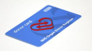 The Government is looking to shift towards an organ donation system in England which presumes consent (PA)