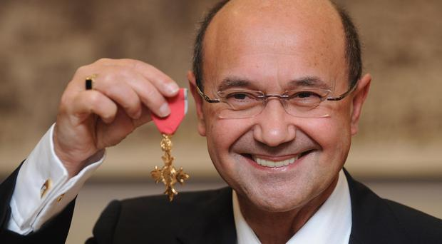 Hairdresser Toni Mascolo, the co-founder of the Toni and Guy hairdressing chain, has died at the age of 75. (Stefan Rousseau/PA)