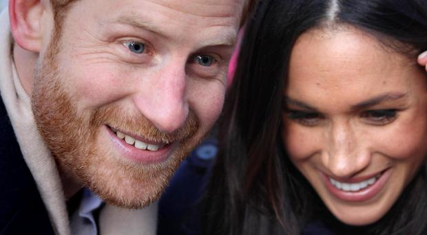 Meghan Markle will join the royals on Christmas day (Harry Starbuck/PA)
