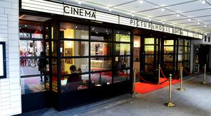 Picturehouse Central Cinema in London, where workers are involved in a pay strike (Ian West/PA)