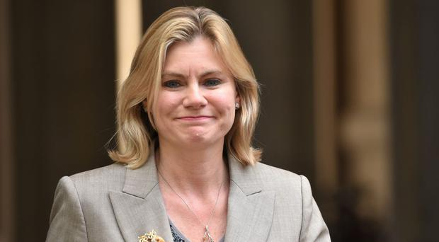 The Education Secretary will address the inaugural Reform social mobility conference on Thursday (PA)