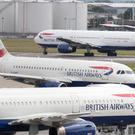 BA was given just two stars for its food and drink in a customer survey (Steve Parsons/PA)