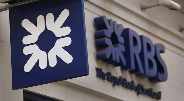 RBS announced plans to close 62 UK branches (Philip Toscano/PA)