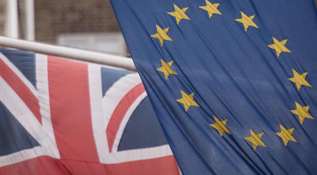The UK could lose influence over the EU after leaving the bloc, a report said (Stefan Rousseau/PA )
