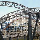 Work on Icon has passed the halfway mark (Blackpool Pleasure Beach/PA)