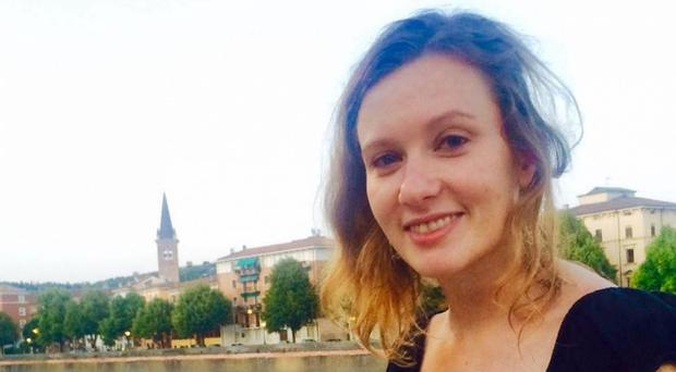 British embassy worker Rebecca Dykes was found dead in Beirut, Lebanon (Foreign Office/PA)