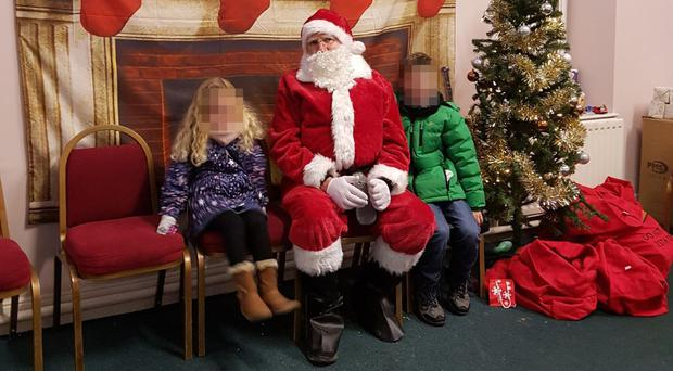 Some parents have criticised the Winter Wonderland NI event in Bangor (Barbara Wallace/PA)