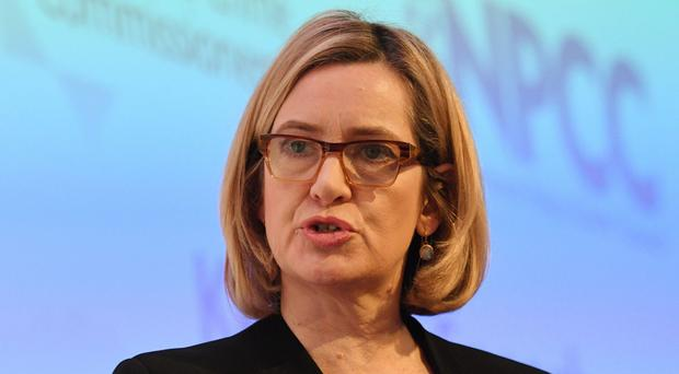 Home Secretary Amber Rudd admitted EU nationals have had an 'anxious wait' during negotiations (Stefan Rousseau/PA)
