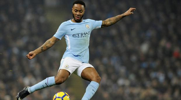 Raheem Sterling was attacked outside City's training ground on Clayton Lane (PA)
