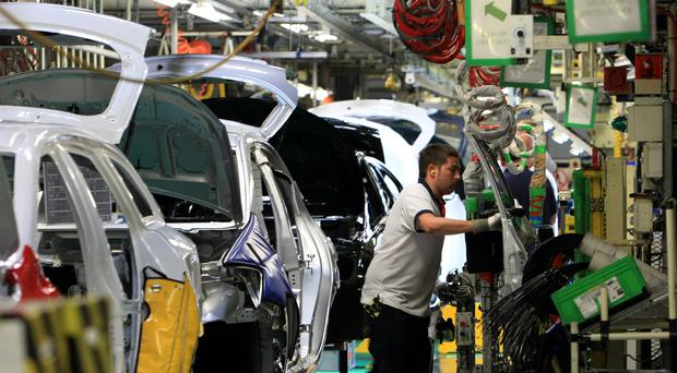 Another fall in new car production