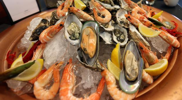 Shellfish can harbour the norovirus infection (PA)