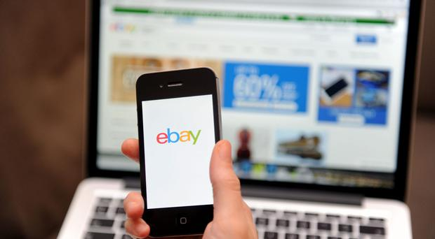 EBay has dubbed December 29 as 'Boxing Up Day' (Tim Goode/PA)